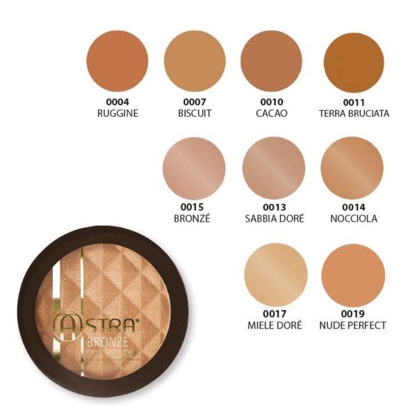 Bronze skin powder xxl 1