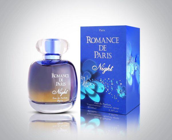 Romance De Paris Night