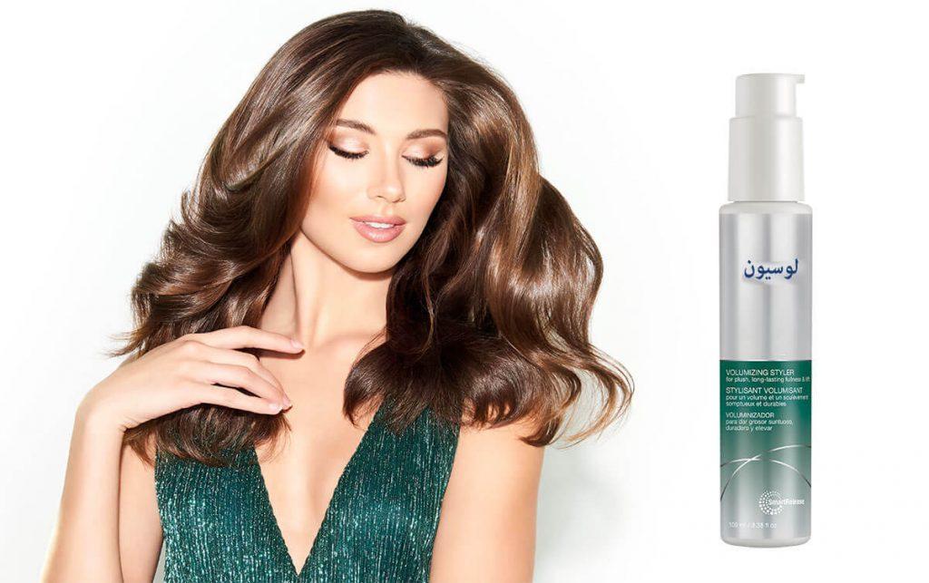 مراقبت از مو با لوسیون