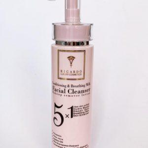 ricardo_facial cleanser