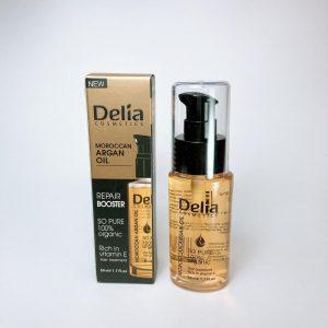 delia_argan oil