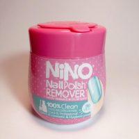nino_nail polish remover