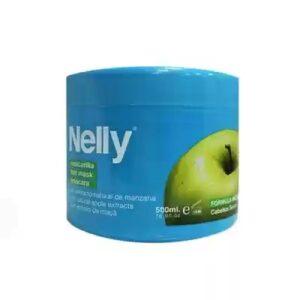 ماسک احیا کننده و مغذی مو حاوی عصاره سیب سبز نلی